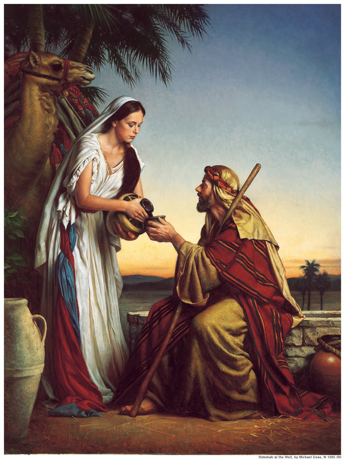 Matrimonio Judio Biblia : Abraão isaque eliézer e rebeca uma tipologia da volta