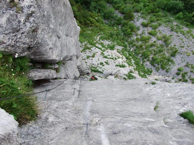 Fürenwand Klettersteig Unfall : Eine andere seite von jens oldenburg klettersteig fürenwand