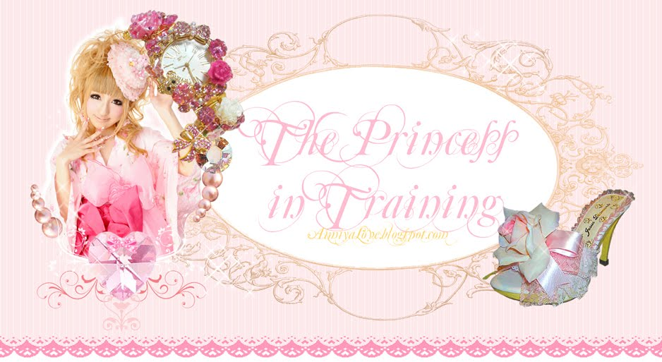 The Princess in Training