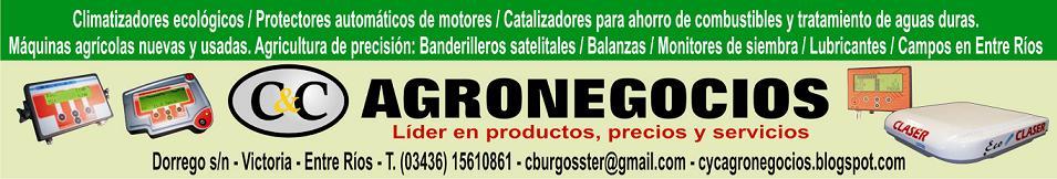 C&C AGRO EQUIPOS Y SERVICIOS