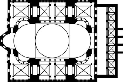 Elementos arquitectónicos y tipologías de edificios.