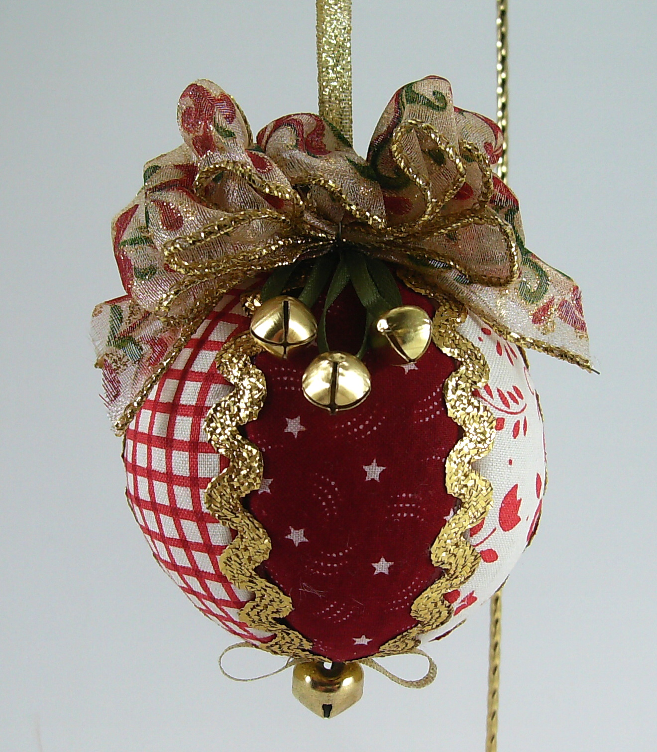 Christmas Ornament Gallery Patterns & Quilted by ChristmasOrnament
