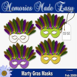 Marty Gras 2009 MME_Kit_MartyGras_Masks_PREVIEW