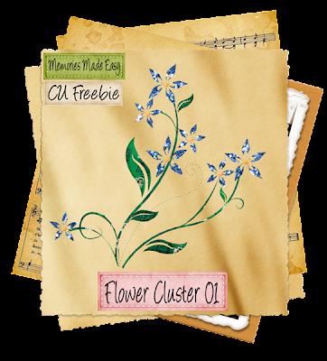 http://ladyshannonmemoriesmadeeasy.blogspot.com/2009/07/flower-clusters-1-4-cu-ok.html