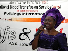 MRS, ANIFOWOSHE, DEP. DIRECTOR, MED. LAB. SCIENCES (TRAINING), UNIVERSITY COLLEGE HOSPITAL, IBADAN
