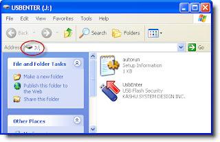11 Cara mengunci FlashDisk Dengan Password
