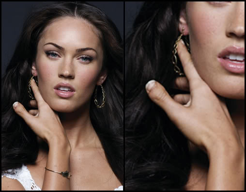 megan fox thumb toes. Who#39;da thunk that Megan Fox