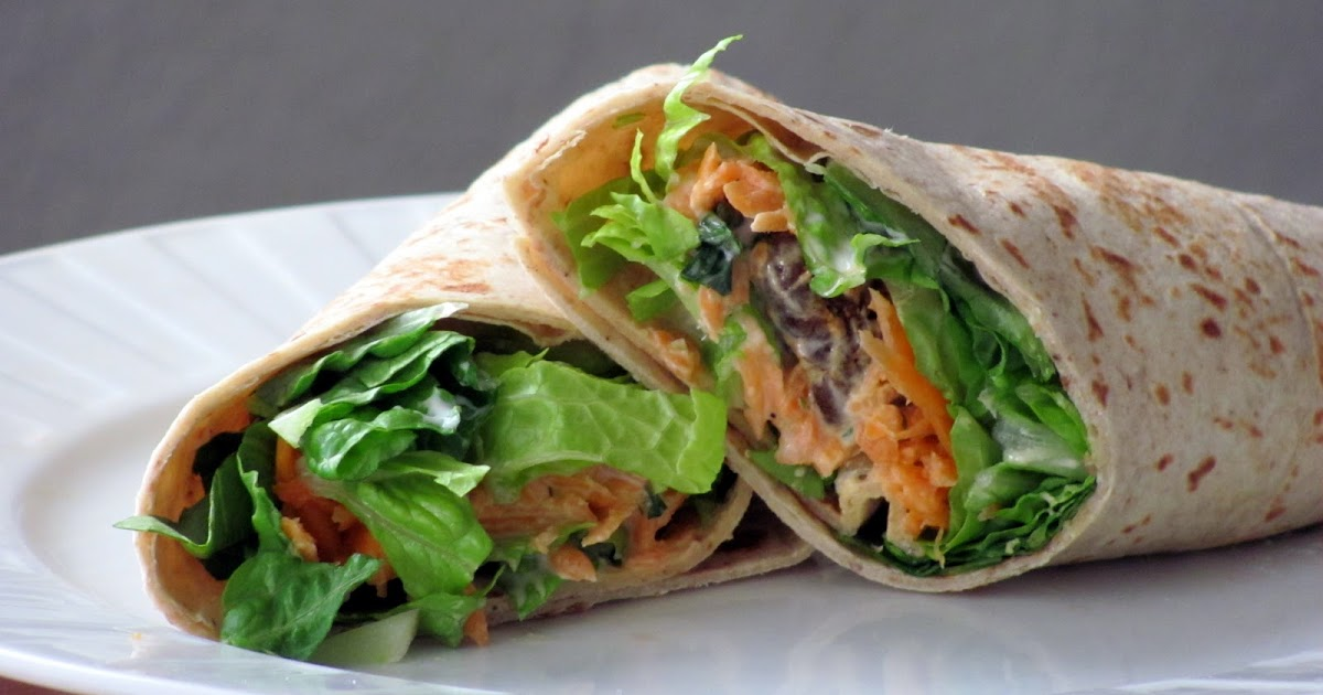 how to make chicken wraps at home