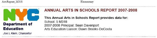 Download Annual Arts in Schools Report