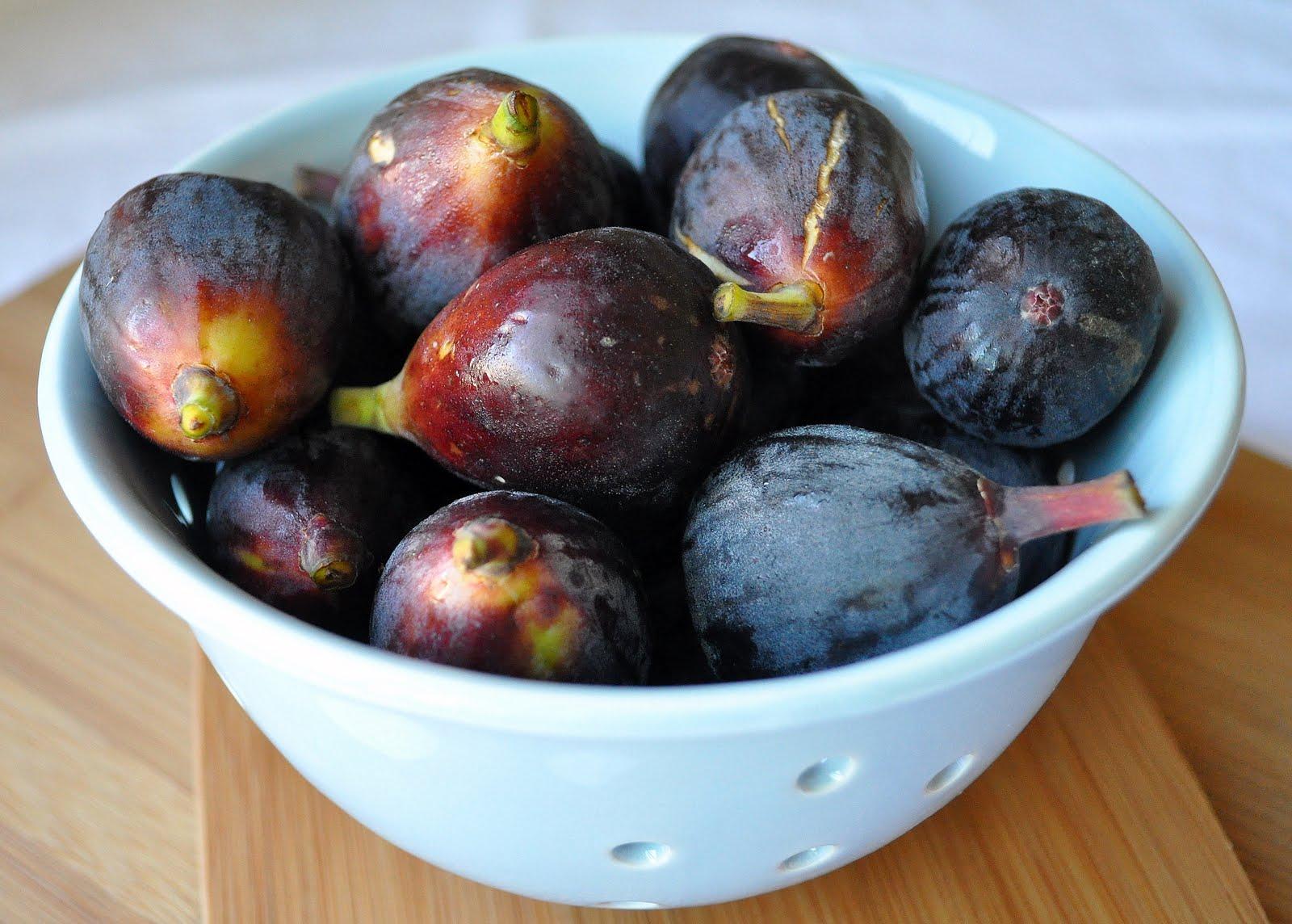 Fig, Orange and Rosemary Microwave Jam | Lemons and Lavender