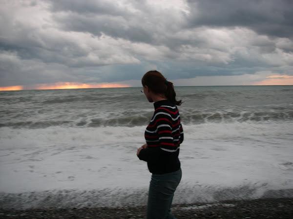 Wegdromen aan de Zwarte Zee