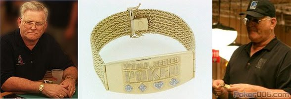T.J. Cloutier's WSOP Bracelet