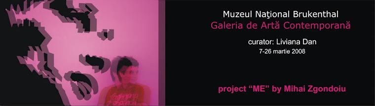"""project """"me"""" by Mihai Zgondoiu"""
