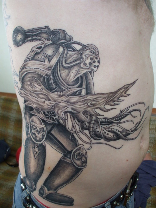 a great Greek warrior tattoo but can't seem to find the right design?