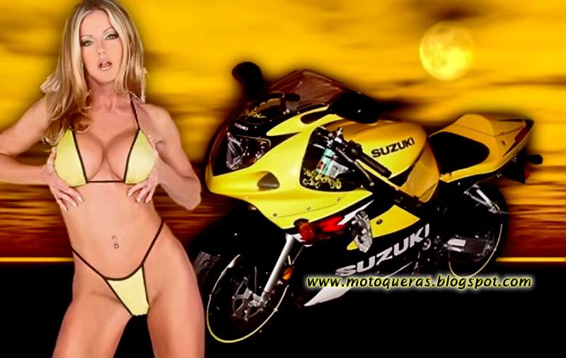 Fotos De Motos Y Chicas En Bikini