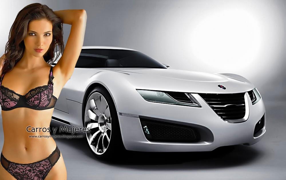 Chica completamente coches tuning con chicas desnudas 36
