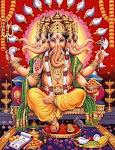El Señor Ganesha