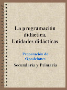 Programación Didactica y Unidades Didacticas
