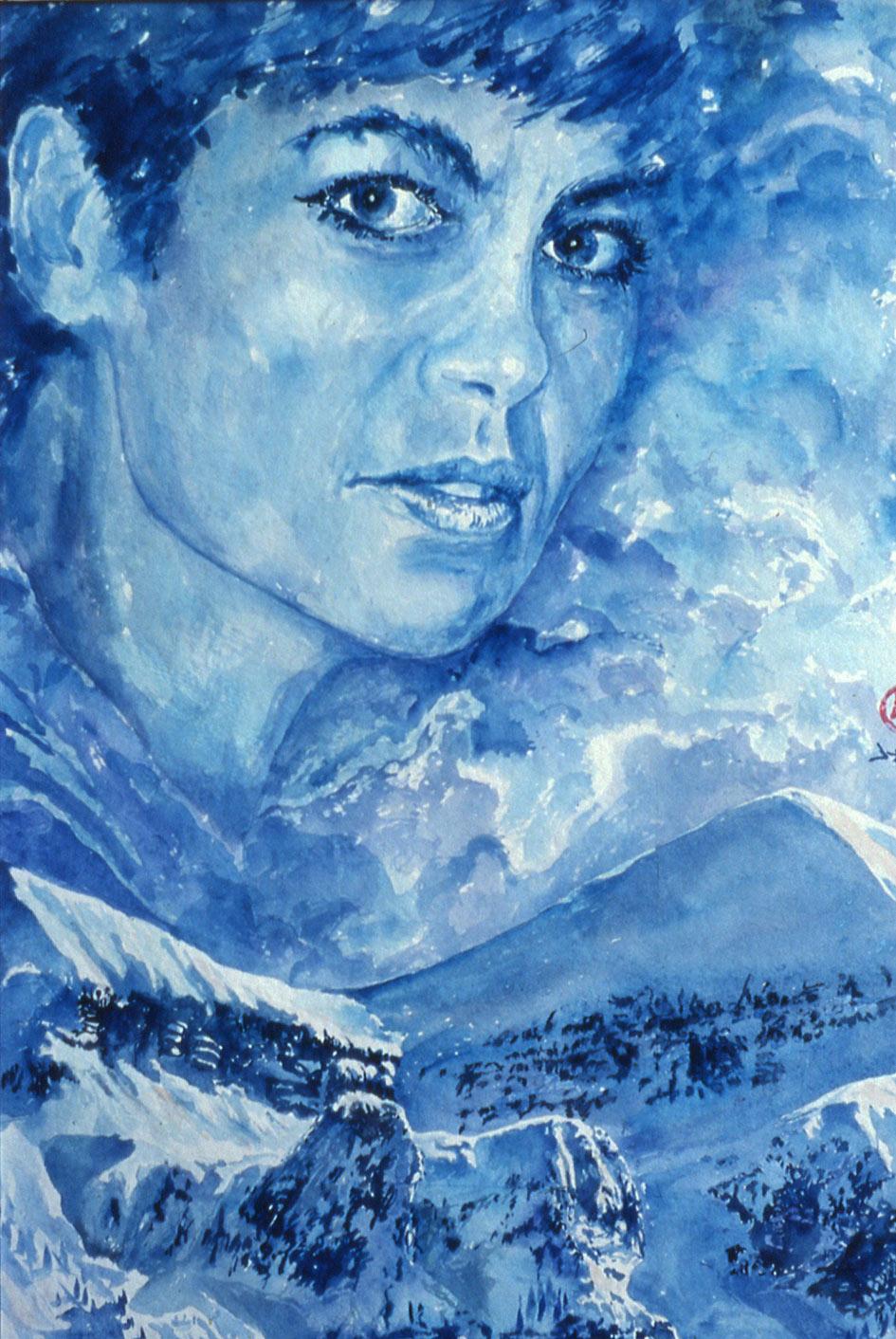 am i blue Lyrics to 'am i blue' by billie holiday harry akst / grant clarke / am i blue am i blue / ain't these tears / in these eyes telling you / am i blue you'll.
