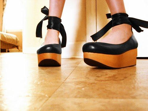Rocking Horse Shoes. Vivienne Westwood