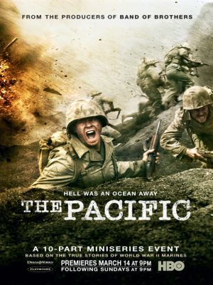 Download The Pacific Série Completa HDTV RMVB Legendado