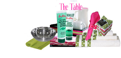 facial party products