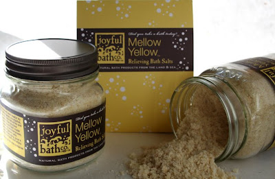 Mellow Yellow Bath Salts