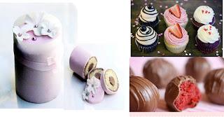 dessert bar cupcakes