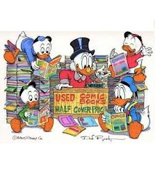 Assine Quadrinhos Disney