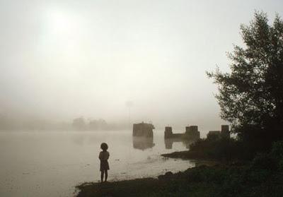 Menina e o Rio Paraquassu, Brasil