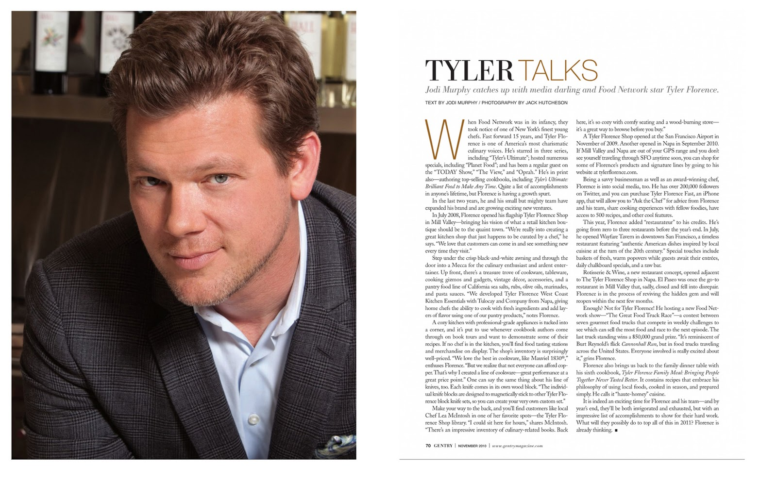 How to Hire Tyler Florence - Celebrity Chef Network