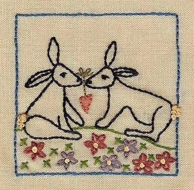 Noah's Ark - rabbits