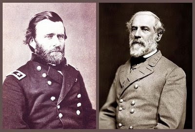 Generals Grant and Lee