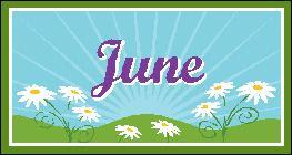 Hello, June!