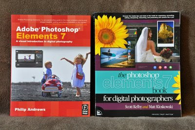 Photoshop Elements 7 books
