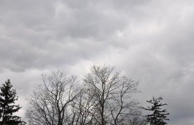 original image of cloudy sky
