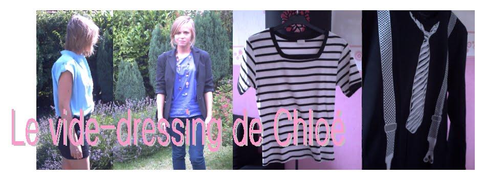 Le vide-dressing de Chloé