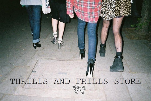 thrills and frills store
