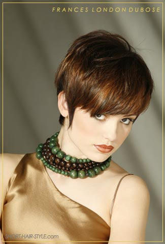 Hi all, I just notice that this short hair styles is hot,