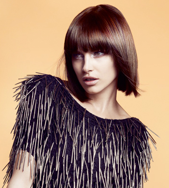 Styles like the classic bob returns with modern and funky twists.