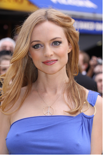heather graham pussy