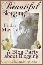 Beautiful Blogging May 1, 2009