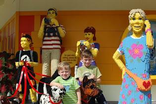 Family Fun, Lego-Style!