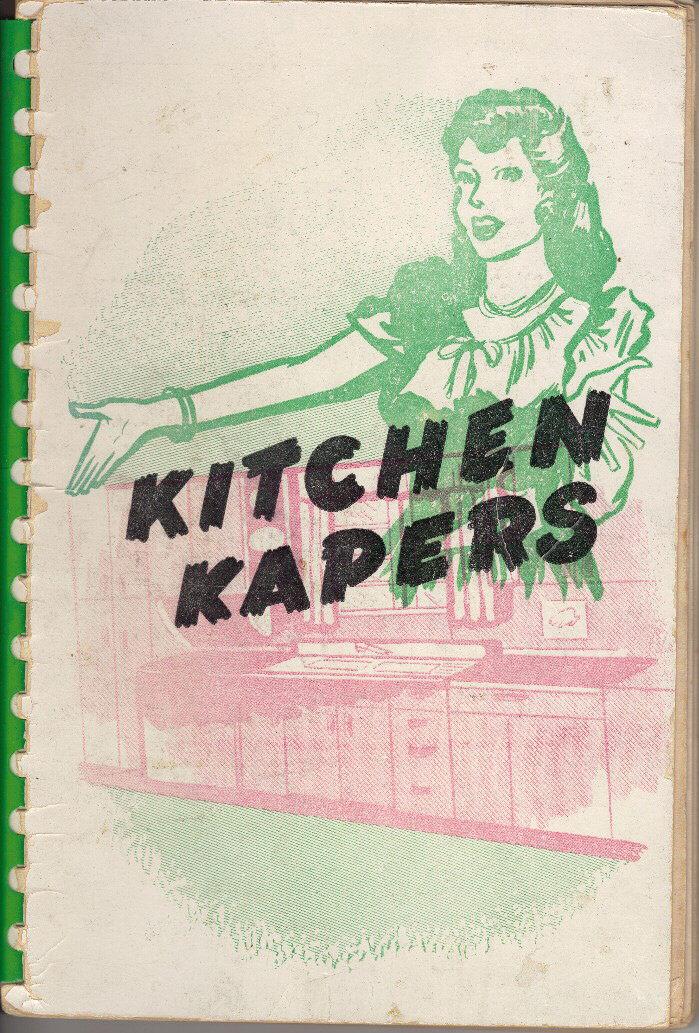 Kitchen Kapers - Home Design Ideas