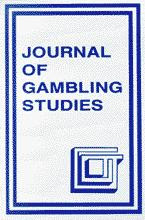 'Journal of Gambling Studies'