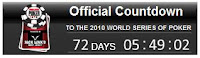 WSOP Countdown Clock