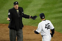 Joe West says 'Hey, let's get on with it already!'