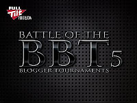 Battle of the Bloggers Tournament 5