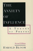 'The Anxiety of Influence' by Harold Bloom (1973)