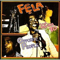 'Opposite People' (1977) by Fela Kuti